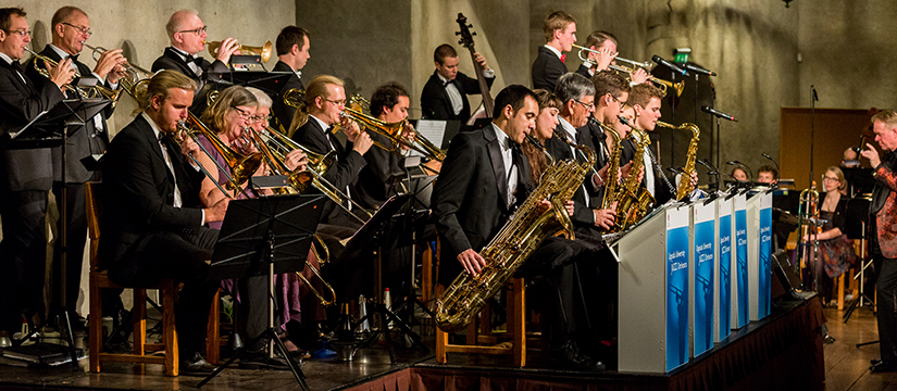 Swinging Christmas with Uppsala University Jazz Orchestra
