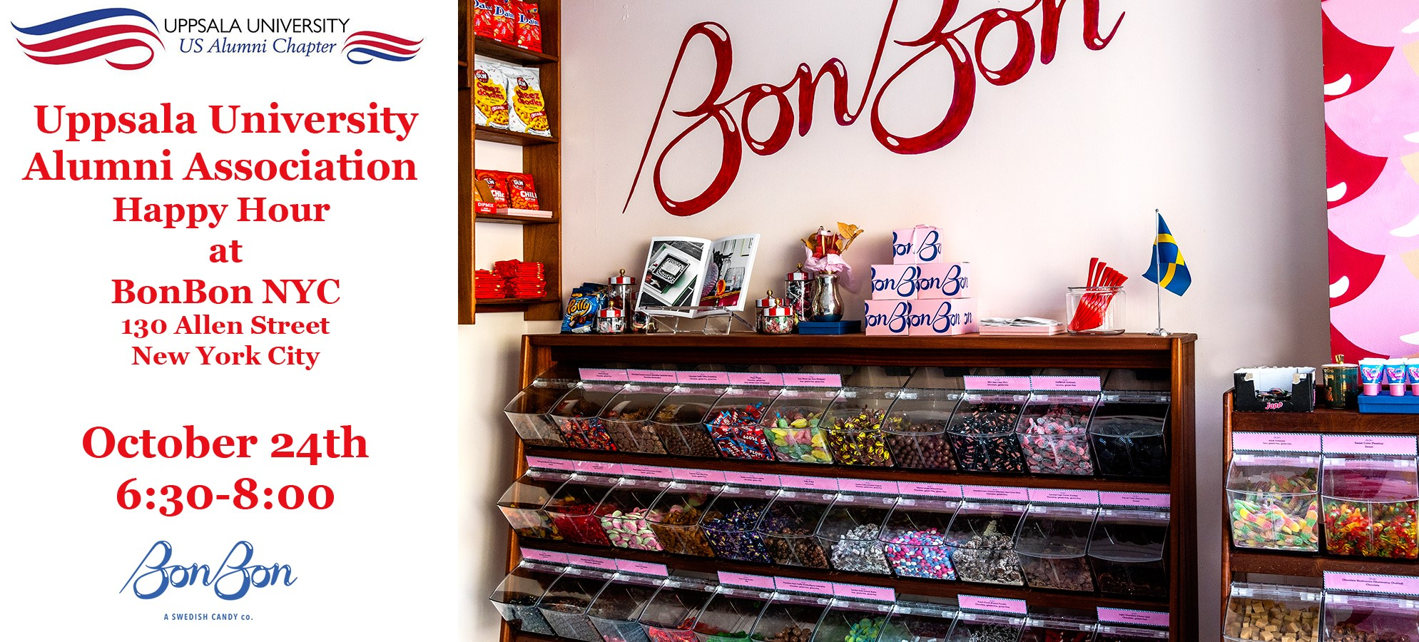 New York: Happy Hour at BonBon