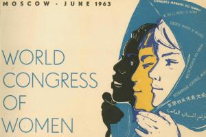 Soviet Women and the Women's International Democratic Federation Struggle for Women's Rights'