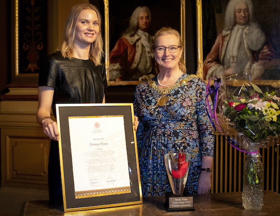 Nominate Uppsala University Alumnus of the year 2020