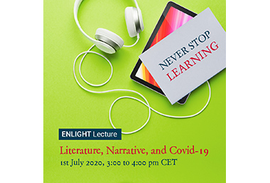 Enlight Lecture: Literature, Narrative, and Covid-19